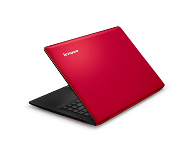 Lenovo IdeaPad U31-70 Red